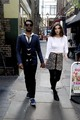 Emmanuel Ray with voluptuous brunette! - celebrity-gossip photo
