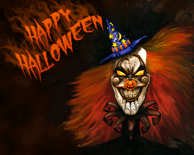 Halloween images Evil Halloween Man wallpaper and background ...
