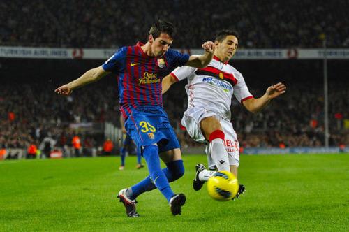 FC Barcelona vs Mallorca [La Liga Week 10 [5-0]