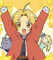 FMA - ed, al and winry
