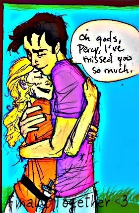 Finally Together - Percabeth