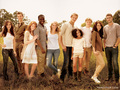 First cast photoshoot - the-hunger-games-movie photo