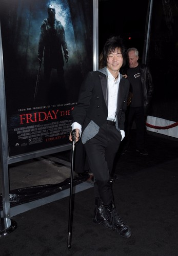 Friday the 13th Premiere