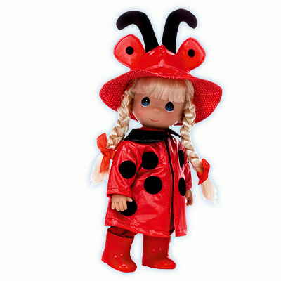 Friends Come Rain oder Shine - Lady Bug