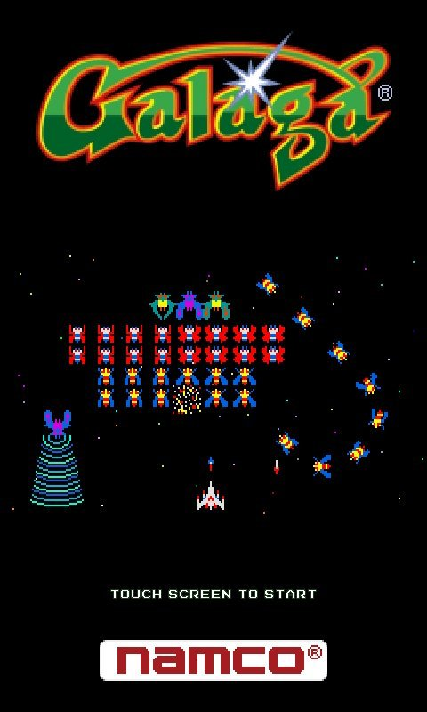 galaga wallpaper iphone - photo #23