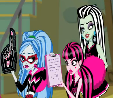 Ghoulia's New Look!