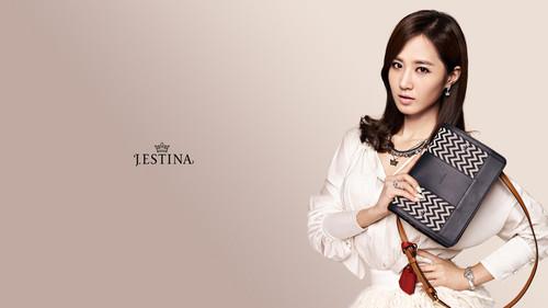 Girls' Generation Yuri J.Estina