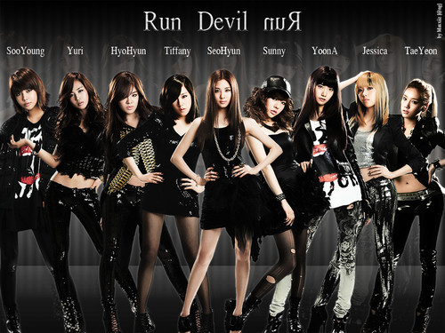 Girls Generation Run Devil Run