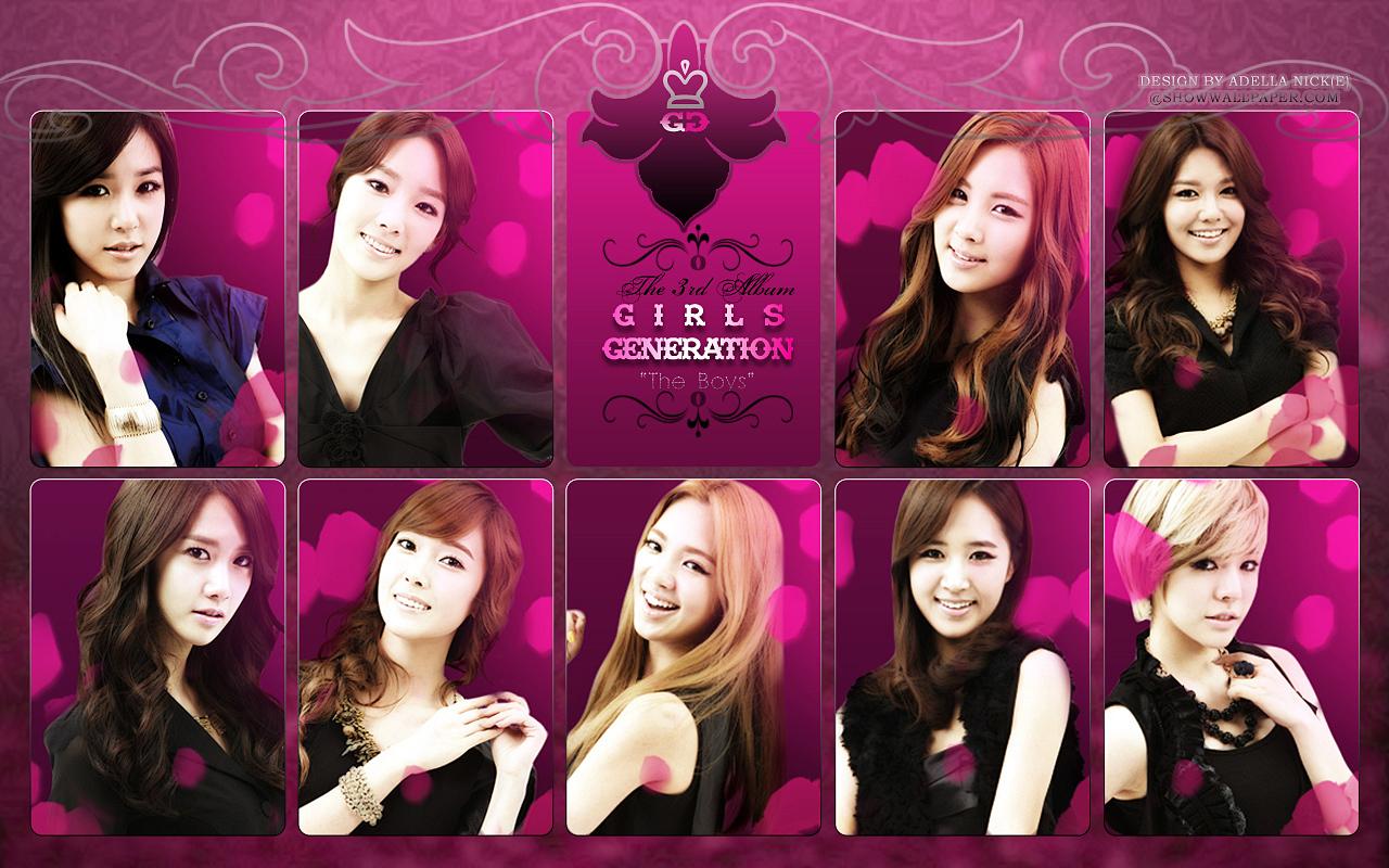 Girls' Generation!♥ - Girls Generation/SNSD Wallpaper ...
