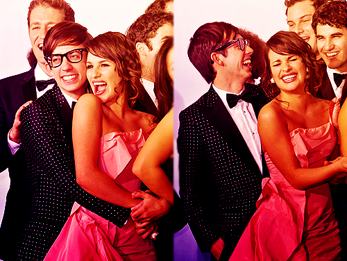 Glee Cast Friendships ♥