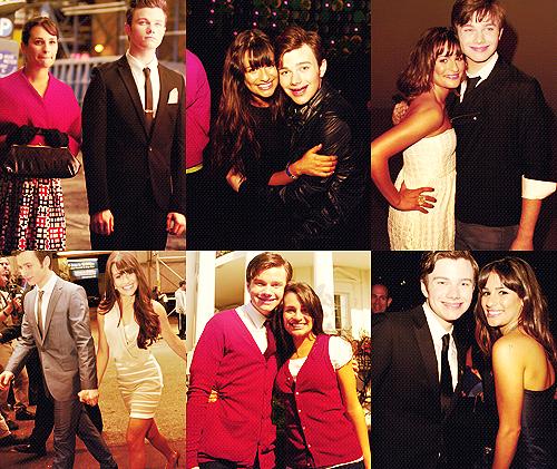 Glee Cast Friendships ♥