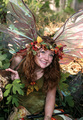 Gothic fairy - fairies photo