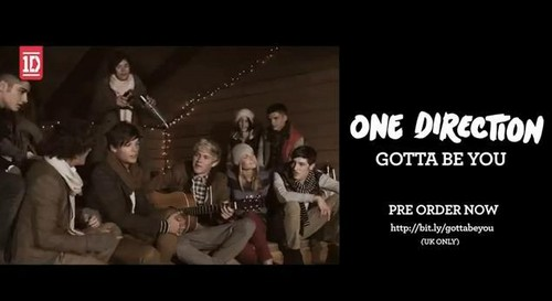 One Direction images Gotta Be You video outtakes x♥x ...