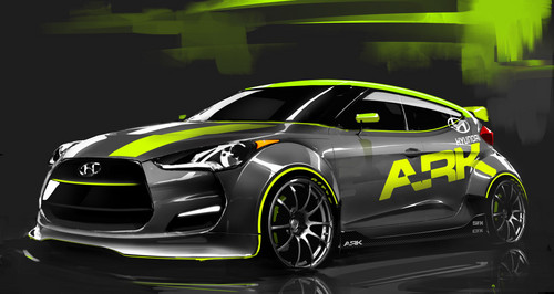 Hyundai Wallpaper Possibly Containing An Auto Racing A Stock Car And Sports Veloster Turbo