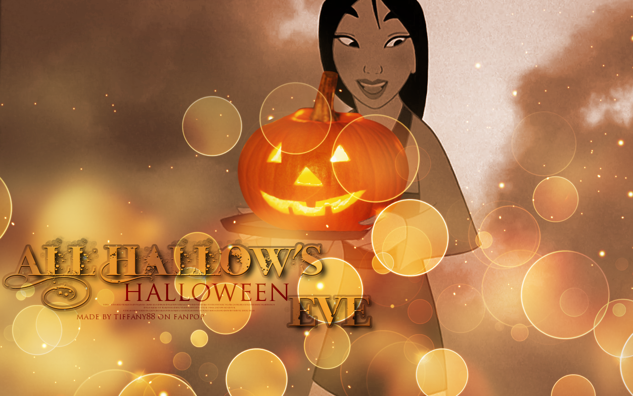 halloween princess disney princess wallpaper
