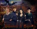 Dia das bruxas in Hogwarts