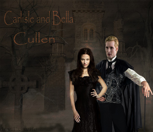 Hallowen - bella-and-carlisle Fan Art