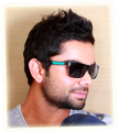 Handsome &amp;  cool   - virat-kohli photo