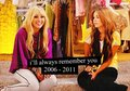 Hannah Montana Forever ! (I Will Always Remmeber You <3)
