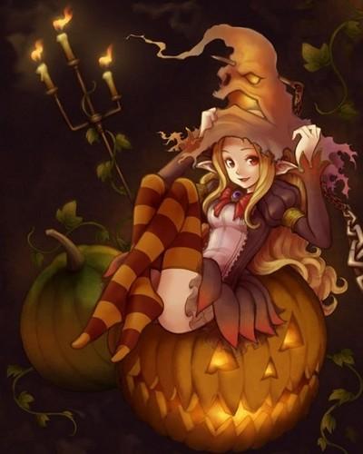 Happy Halloween Berni <3
