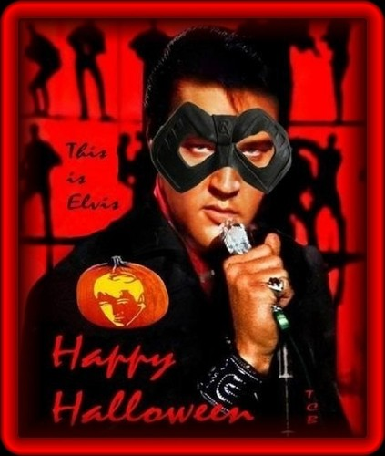 Happy Halloween, Berni