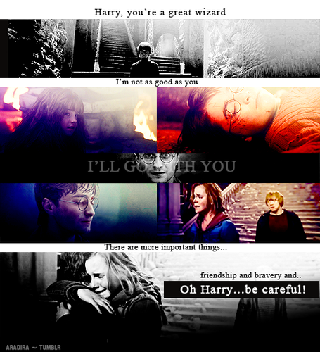 Hermione/Harry