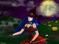 Hinata Halloween