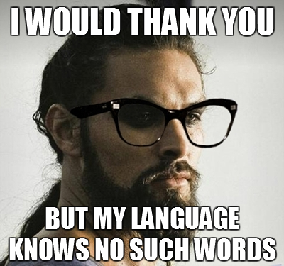 Hipster Drogo