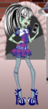 Hornet  after Ghoul friend idvises of fasion - glamix-at-monster-high photo