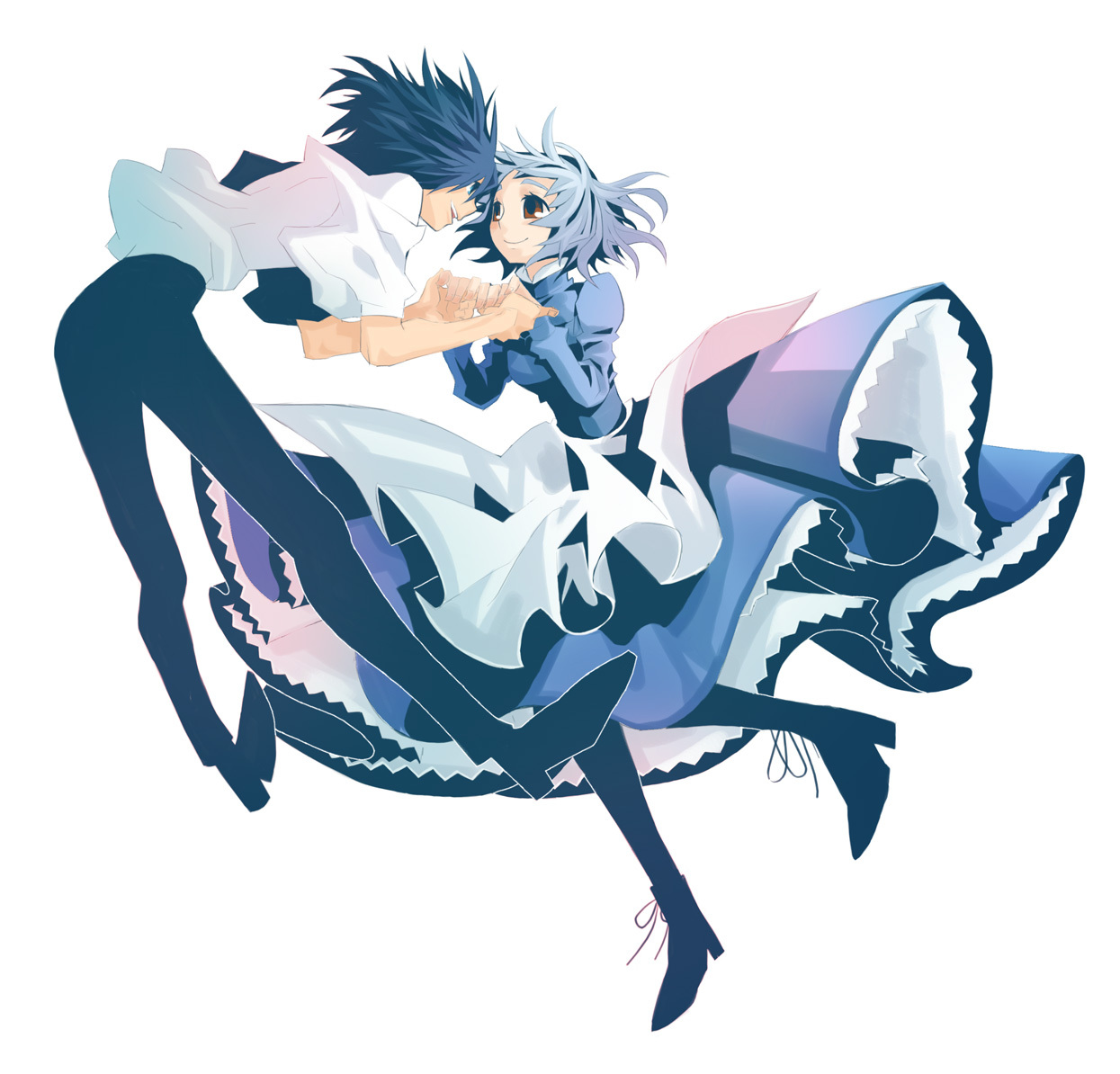 Howl and Sophie - Howl's Moving Castle Photo (26471141 ...