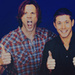 J2 - jared-padalecki-and-jensen-ackles icon