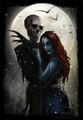 Jack and Sally - nightmare-before-christmas photo