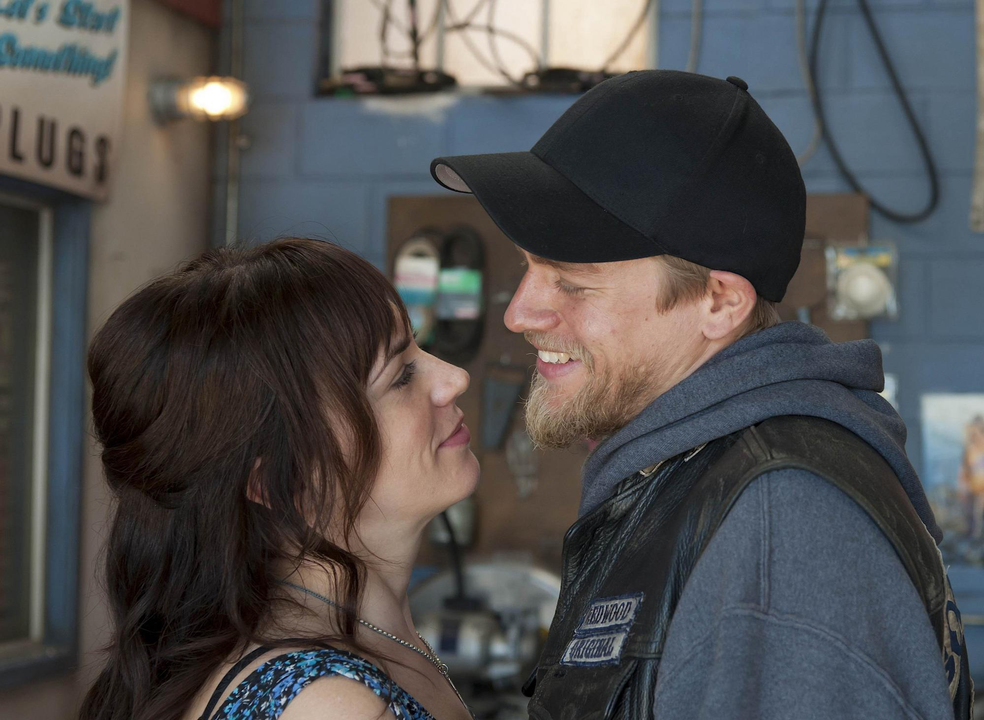 Jax & Tara 4x09♥ - Jax and Tara Photo (26486715) - Fanpop