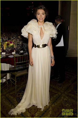 Jessica Biel: Fashion Group International's Night of Stars!