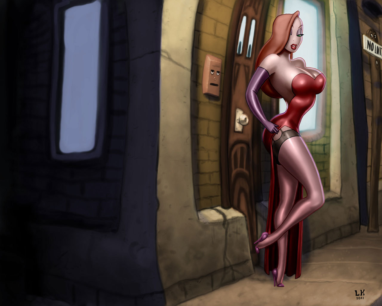 toon jessica naked pic
