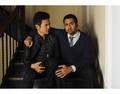 John Cho & Kal Penn ~ Reuters Press Junket Portrait - kal-penn photo