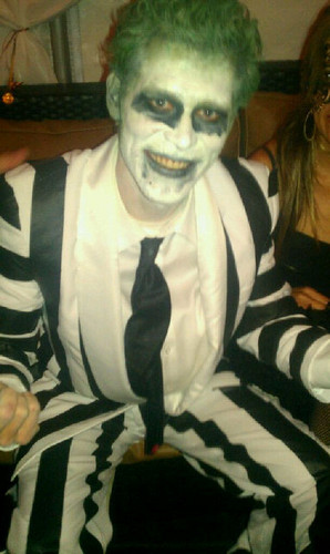 Joseph Morgan halloween costume