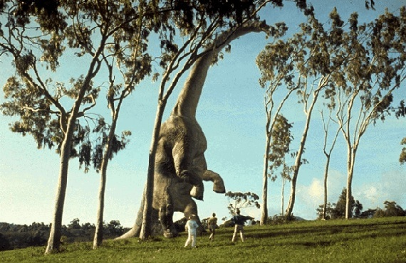 Jurassic Park - scenes -