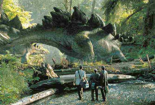 jurassic park wallpaper with a triceratops called Jurassic Park - scenes -