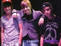 Justin, Ryan and Chaz