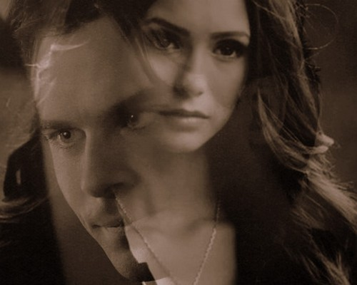 Katherine and Damon