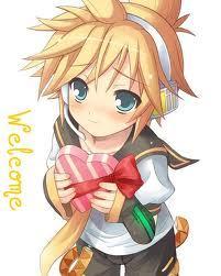 Kawaii Len!!