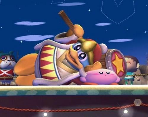 Kirby oreiller