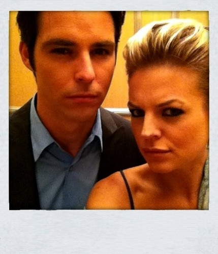 Kirsten Storms & Jason Cook