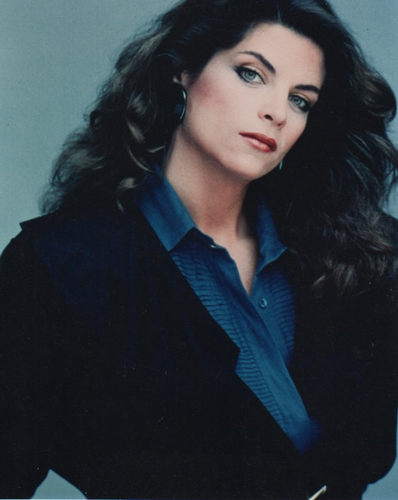 Kirstie Alley wallpaper probably containing a well dressed person and a portrait titled Kirstie Alley