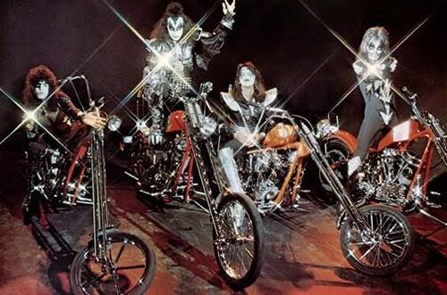吻乐队(Kiss) 78'