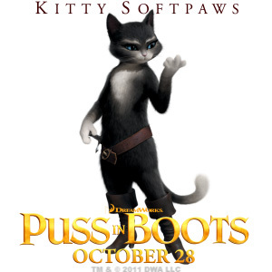 Puss in Boots fondo de pantalla entitled Kitty Softpaws