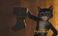 Kitty - puss-in-boots wallpaper