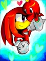 Knuckles Chao - knuckles-the-echidna photo