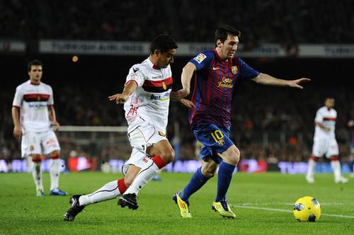 L. Messi (Barcelona - Mallorca)